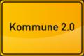 Logo Kommune 2.0 e.V.